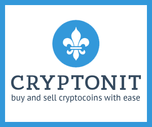Buy and sell cryptocoins with ease