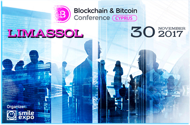 Blockchain & Bitcoin Conference Cyprus 2017 | Fintech Conference in Limassol